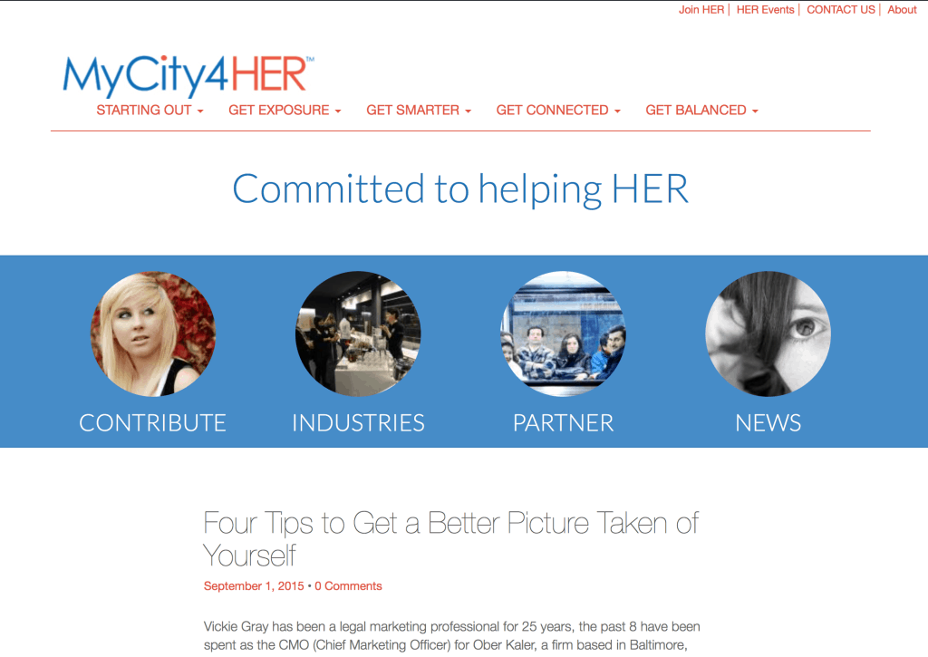 MyCity4Her | Empowering and Inspiring Women in Business and Women Business Owners